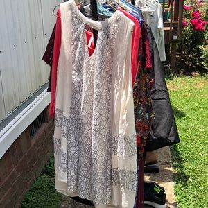 Sleeveless Boutique Dress